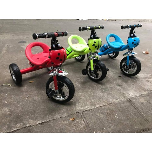 Xe đạp 3 bánh con bọ cho bé - 4428300 , 9040776 , 15_9040776 , 297000 , Xe-dap-3-banh-con-bo-cho-be-15_9040776 , sendo.vn , Xe đạp 3 bánh con bọ cho bé