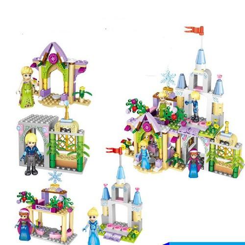 Lâu đài công chúa CLG37020 Đồ chơi lắp ráp, xếp hình