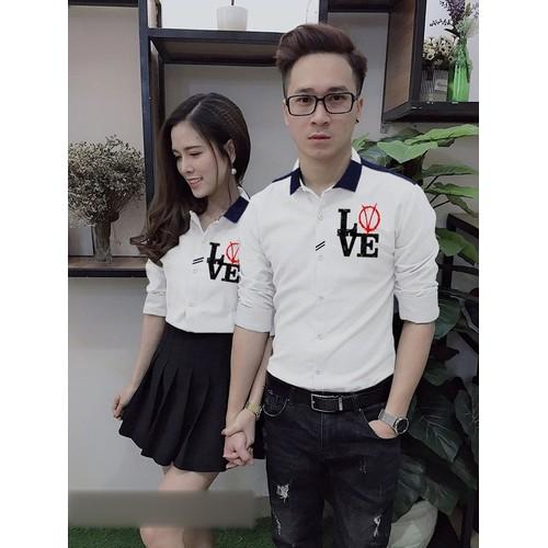 áo cặp nam nữ