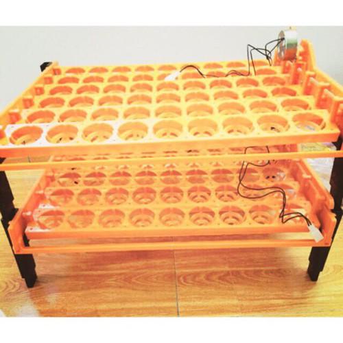 Khay Đảo Tự Động 108 trứng- máy ấp trứng