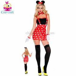 Váy Chấm Bi Minnie