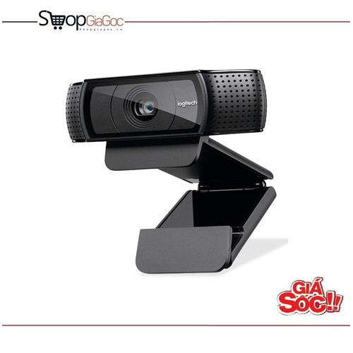 Webcam Live Stream Logitec C920E Full HD 1080P