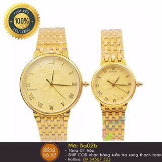 Đồng hồ đôi mặt rồng chính hãng BaShuns - đồng hồ đôi mặt rồng ba thumbnail