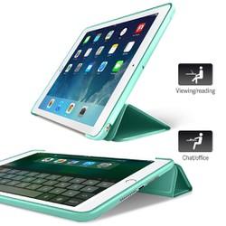 Bao da deo cao cấp cho iPad New 2017