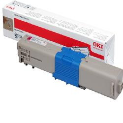 Mực in Oki C301 MagentaToner Cartridge