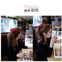 Kẹp tóc nơ Hàn Quốc