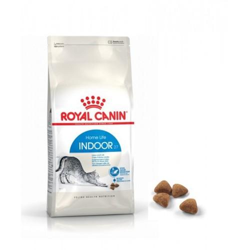 Thức ăn hạt cho mèo Roy-al Canin Indoor 27 - share 1kg