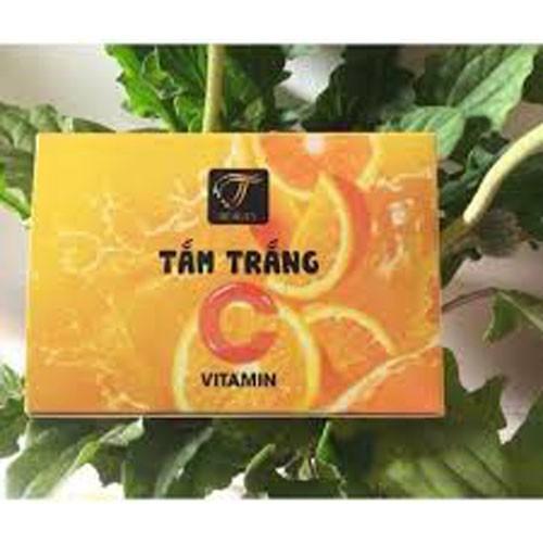Tắm Trắng Cam Vitamin C