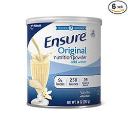 Sữa bột Ensure 397g  - Made In USA