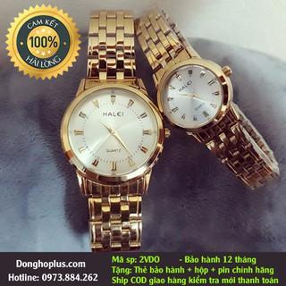 Đồng hồ đôi cao cấp - Đồng hồ đôi cao cấp thumbnail