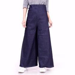 Váy Chống Nắng Dạng Quần Vải Jeans - Hàng Loại I