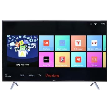 So sánh giá Smart Tivi TCL 4K 40 inch L40P62 Tại CTY TNHH ĐIỆN MÁY TÂN TẠO