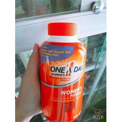 ONE A DAY Womens Formula Vitamins 300 viên của Mỹ