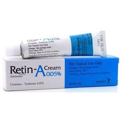 Kem trị mụn Retin-A Cream 0.05