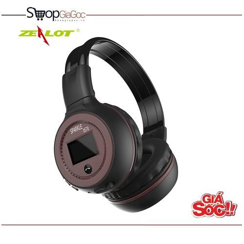 Tai nghe Bluetooth Sparkle Zealot B570 Cao Cấp - 5410786 , 9046469 , 15_9046469 , 705000 , Tai-nghe-Bluetooth-Sparkle-Zealot-B570-Cao-Cap-15_9046469 , sendo.vn , Tai nghe Bluetooth Sparkle Zealot B570 Cao Cấp