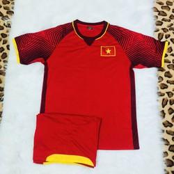 Quần áo bóng đá đội tuyển VN sân nhà