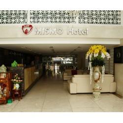 Khách sạn Mismo 2N1Đ  Phòng Standard bao gồm ăn sáng dành cho 02 khách
