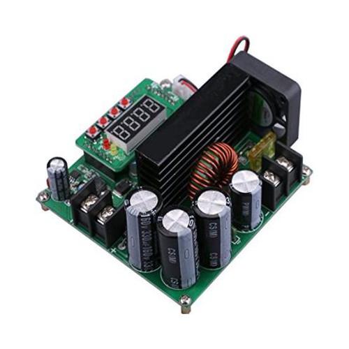 mạch tăng áp cài đặt được In 8-60V Out 10-120V 15A