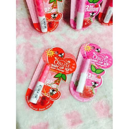 Son dưỡng môi Obuse Baby Lip