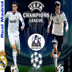 Tất đá bóng nam Real Madrid Club New season