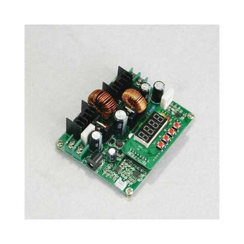 mạch giảm áp điện áp cài đặt được D3806 10V-40V Out 0-38V 6A