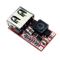 mạch giảm áp cổng USB DC 6-24v to 5V-3A