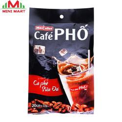 COMBO 2 GOI CAFE PHO SUA 22G x 30