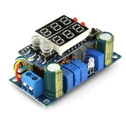 mạch giảm áp hiển thị led 6-36V to 1.25-32V 5A