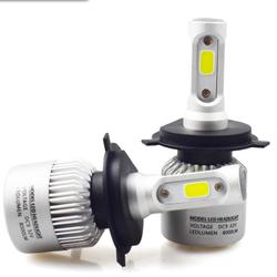 Bộ Hai Đèn Pha Led S2 Chân H4 | Đèn Led Xe Máy - Ô Tô S2 Chân H4