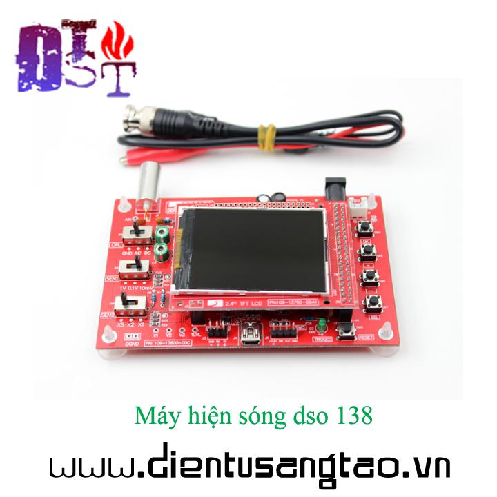 Máy hiện sóng DSO138 13