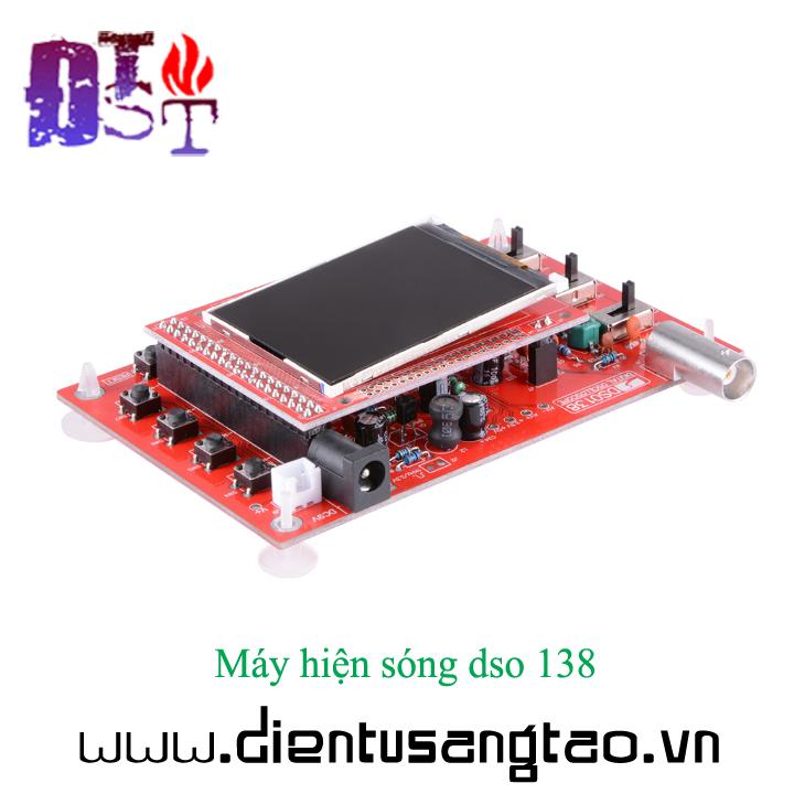 Máy hiện sóng DSO138 7