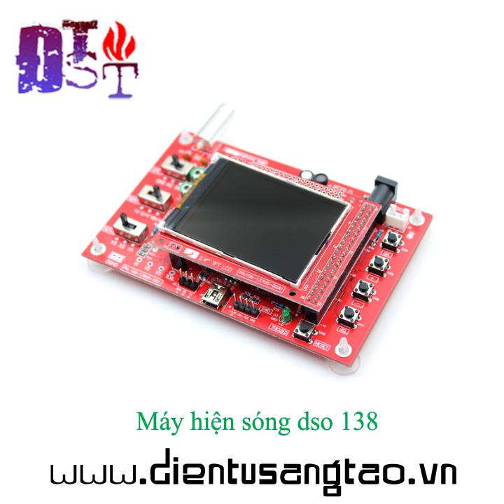 Máy hiện sóng DSO138 9