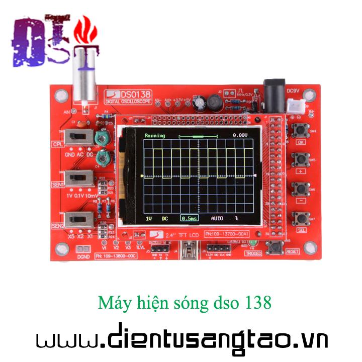 Máy hiện sóng DSO138 15
