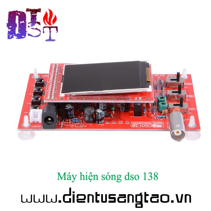 Máy hiện sóng DSO138 5