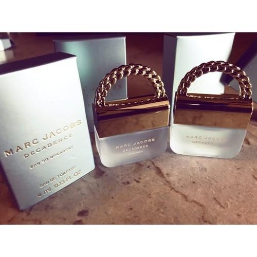 Nước hoa mini Nữ  Marc Jacobs Decadence 4ml EDT