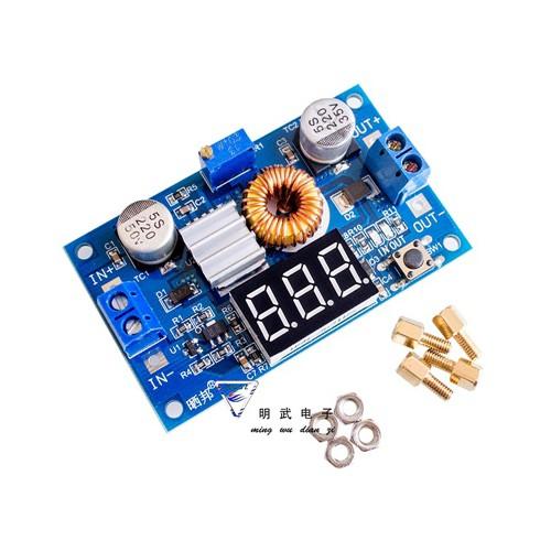 mạch giảm áp 4.0-38V to 1.25V-36V