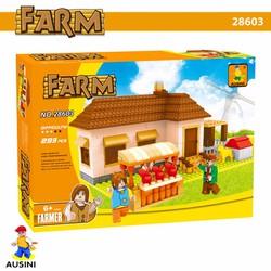 Bộ xếp hình nông trại vui vẻ Farm
