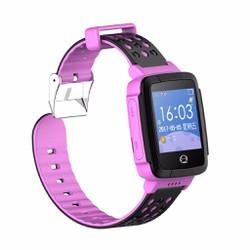 Đồng hồ trẻ em QQWatch C002 định vị GPS Pin lâu chống nước tốt nhất
