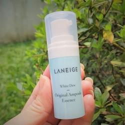 Tinh chất Serum dưỡng trắng Laneige. White Dew Original Ampoule Essenc