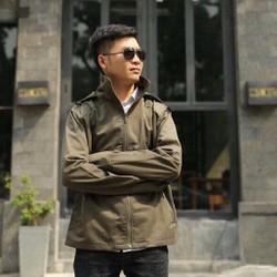 Áo khoác chống nắng cho nam 2018, Chống tia UV bảo vệ da - Hàng VNXK