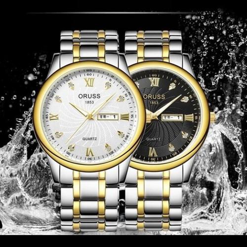 Đồng hồ Đồng hồ đôi ORUSS chính hãng - 5426428 , 9075534 , 15_9075534 , 1299000 , Dong-ho-Dong-ho-doi-ORUSS-chinh-hang-15_9075534 , sendo.vn , Đồng hồ Đồng hồ đôi ORUSS chính hãng