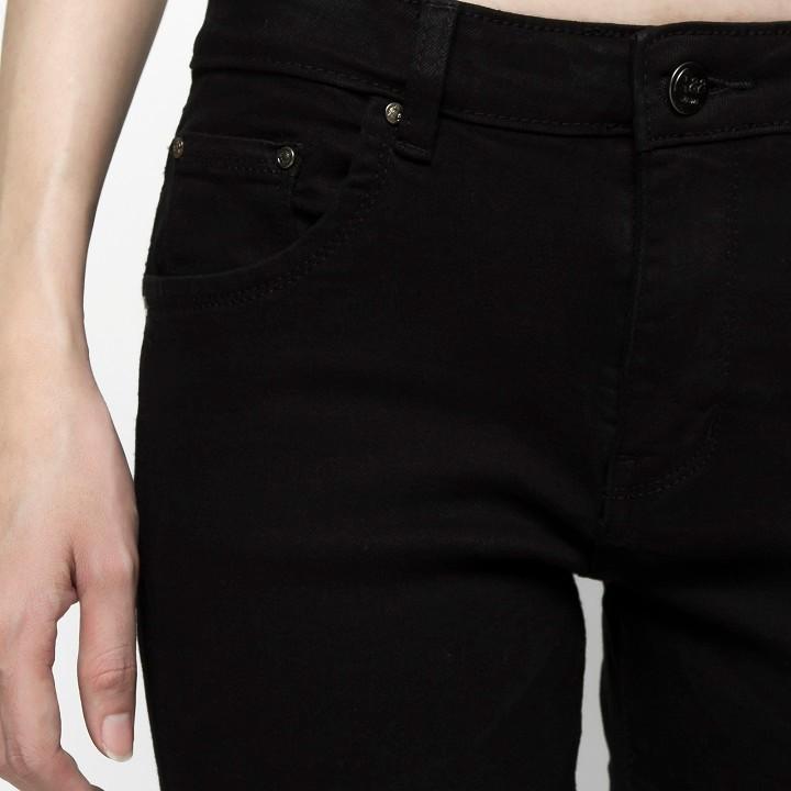 Quần Jean Nữ Đen Skinny Dáng Ôm Cao Cấp - AAA Jeans 4