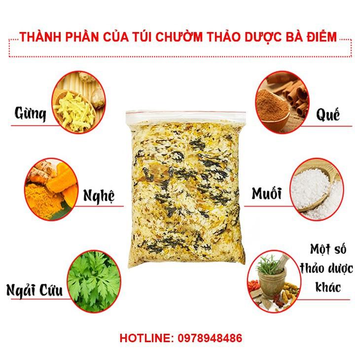 Túi Muối Chườm Thảo Dược Sau Sinh - ShopBaDiem.com 7