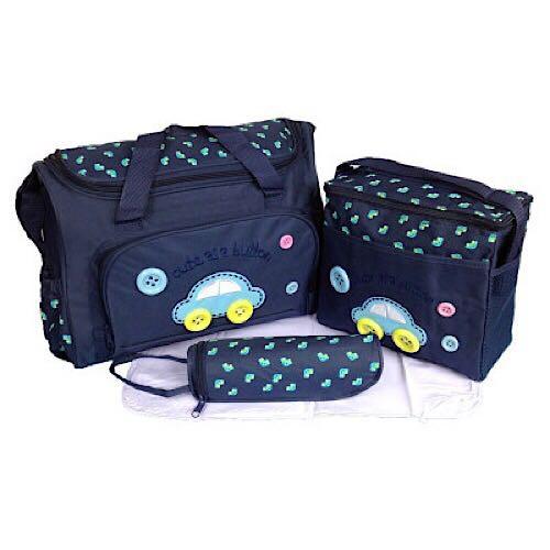Sét túi cho bà mẹ và bé xuống phố đẹp xinh - 5427336 , 9077516 , 15_9077516 , 290000 , Set-tui-cho-ba-me-va-be-xuong-pho-dep-xinh-15_9077516 , sendo.vn , Sét túi cho bà mẹ và bé xuống phố đẹp xinh