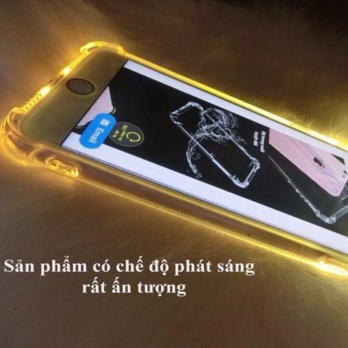 Ốp Lưng Chống Sốc Phát Sáng iPhone 5, 5s