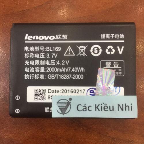 Pin Lenovo P70 - BL169