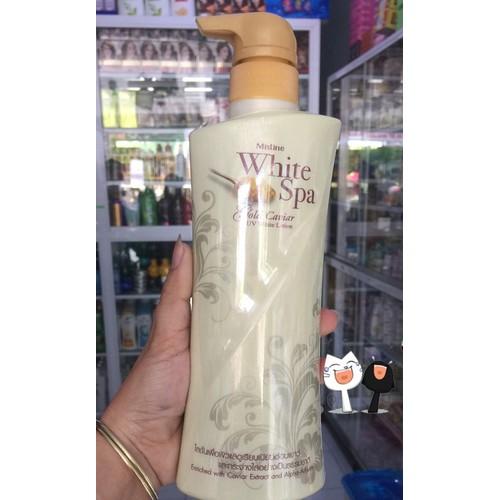 Dưỡng ẩm toàn thân WHITE SPA