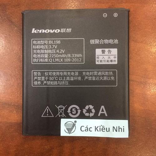 Pin Lenovo A859 - BL198 - 5576303 , 9397850 , 15_9397850 , 75000 , Pin-Lenovo-A859-BL198-15_9397850 , sendo.vn , Pin Lenovo A859 - BL198