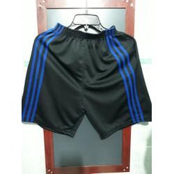 quần đùi thể thao nam 3 sọc vải thun siêu bền