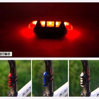 ĐÈN HẬU XE ĐẠP SẠC USB - DHXD001 thumbnail